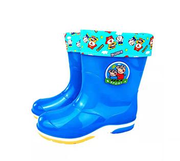 男童PVC雨鞋