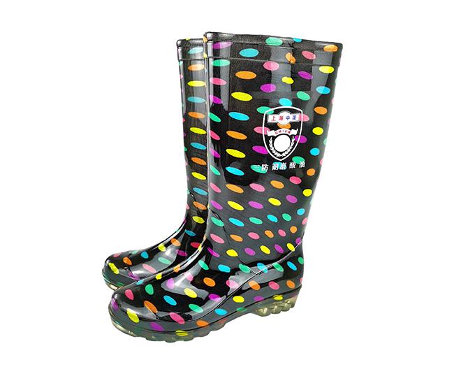 高筒雨靴如何选购搭配?